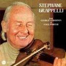 stephane grappelli joue george gershwin et cole porter CD 1984 polygram germany 8 tracks used mint