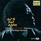 """luther """"guitar junior"""" johnson & magic rockers - got to find a way CD 1998 telarc used mint"""