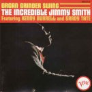 incredible jimmy smith feat. kenny burrell + grady tate - organ grinder swing CD verve used mint
