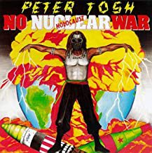 peter tosh - no nuclear war CD 1987 EMI 8 tracks new factory-sealed