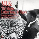 MLK: martin luther king jr. tapes CD 1995 jerden used mint