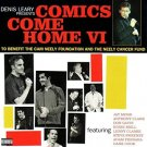 denis leary presents comics come home vi CD 2001 uproar entertainment used mint