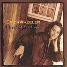 erica wheeler - the harvest CD 1996 blue pie signature sounds 11 tracks used mint