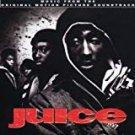 juice - original motion picture soundtrack CD 1992 MCA 14 tracks used mint