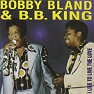 bobby bland + b. b. king - i like to live the love CD 1993 MCA 10 tracks used mint