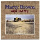marty brown -D 1991 MCA 10 tracks used mint