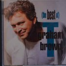 T. graham brown - best of graham brown CD 1992 liberty 10 tracks used mint