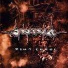 osiva - riot level CD 1999 power kingdom publishing 15 tracks used mint