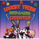 looney tunes sing-s-long christmas CD 2006 warner immergent 14 tracks used mint