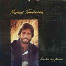 michael tomlinson - run this way forever CD 1985 mesa 9 tracks used mint
