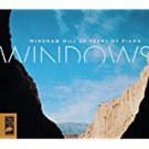 windham hill 25 years of piano - windows CD 2001 sony BMG new