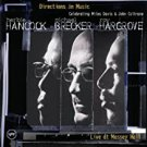 hancock brecker hargrove - directions in music CD 2002 verve BMG direct used mint