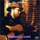 bill bartels - acoustic cafe CD 1993 digital domain discs 16 tracks used mint