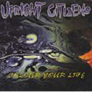 upright citizens - colour your life CD 1998 pavement used 13 tracks like new