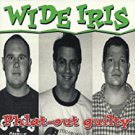 wide iris - phlat-out guilty CD shocker 7 tracks used