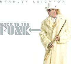 bradley leighton - back to the funk CD 2006 pacific coast jazz 11 tracks used