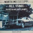 north mississippi all stars - shake hands with shorty CD tone-cool advance copy 10 tracks used mint
