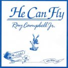 ray campbell jr. - he can fly CD 1992 elm valley 9 tracks used like new