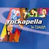 rockapella - in concert CD 2001 j-bird 22 tracks used like new