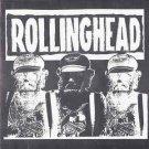 rollinghead - daddyhorse CD 1992 piranha alley 10 tracks used like new