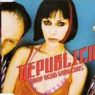 republica - drop dead gorgeous CD single 1996 RCA 2 tracks new