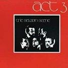 seldom scene - act 3 CD 1990 rebel records 12 tracks new