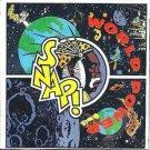 snap! - world power CD 1990 arista 8 tracks used like new