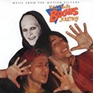 bill & ted's bogus journey - music from motion picture CD 1991 interscope 12 tracks used like new