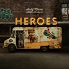 andy mineo - heroes for sale CD 2003 reach records 16 tracks used like new