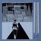 kustomized - at the vanishing point CD 1996 matador 12 tracks used like new