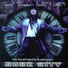 dark city - music from and inspired by motion picture CD 1998 TVT 14 tracks used like new