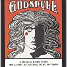 godspell - a musical based upon gospel according to st. matthew CD arista 15 tracks used like new