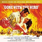 gone with the wind - original motion picture soundtrack CD 1997 rhino movie music 22 tracks mint
