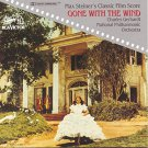 gone with the wind - max steiner's classic film score CD RCA BMG direct 11 tracks used like new