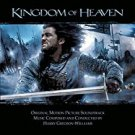kingdom of heaven - original motion picture soundtrack CD 2005 sony 19 tracks used mint