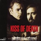 kiss of death - music from the motion picture soundtrack CD 1995 milan 14 tracks used mint