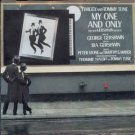 my one and only - original cast recording CD 1983 atlantic 14 tracks used like new