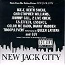 new jack city - music from the motion picture CD 1991 giant 11 tracks used mint