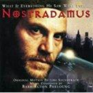 nostradamus - original motion picture soundtrack - barrington pheloung CD 1994 decca mint