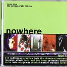 nowhere - music from the gregg araki movie CD 1997 mercury 16 tracks used mint