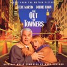 out of towners - music from the motion picture CD 1999 milan paramount 17 tracks used
