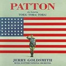 patton / tora! tora! tora! - jerry goldsmith + royal scottish national orchestra CD 1997