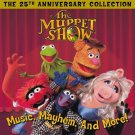muppet show: music mayhem and more! - 25th anniversary collection CD 2002 rhino 27 tracks mint