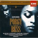 gershwin - porgy and bess - willard white + cynthia haymon + simon rattle CD 1991 EMI used mint