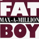 max-a-million - fat boy CD maxi-single 1995 SOS zoo BMG 6 tracks used like new