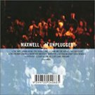maxwell - unplugged CD EP 1997 sony 7 tracks used mint