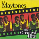 maytones - greatest hits CD 2002 heartbeat 16 tracks used like new