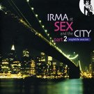 irma at sex and the city part 2 nightlife session CD 2-discs irma cafe italy 17 tracks used mint