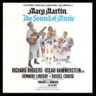 sound of music - original broadway cast + mary martin CD columbia japan 17 tracks used mint