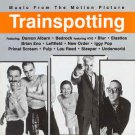 trainspotting - music from the motion picture CD 1996 capitol 14 tracks used mint